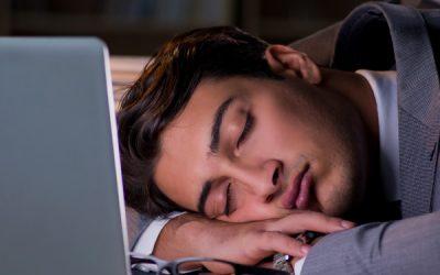 Drooling in Sleep