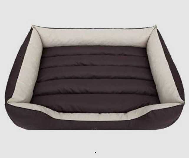 Gorgeous-Super-Soft-Reversable-Dual-Brown-Cream-(Dog-and-Cat-Bed)---Review