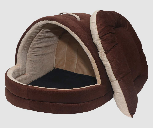 Mellifluous-Dog-and-Cat-Cave-Pet-Bed-Review