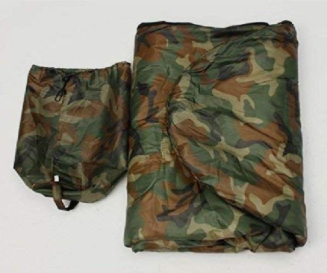STC Sleeping Bag Cum Mattress (With Inner Blanket)