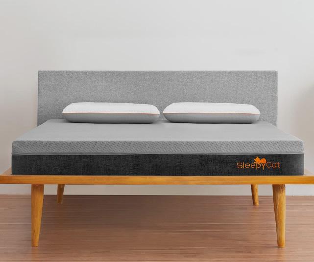 SleepyCat Latex 7 Inch 100% Organic Mattress