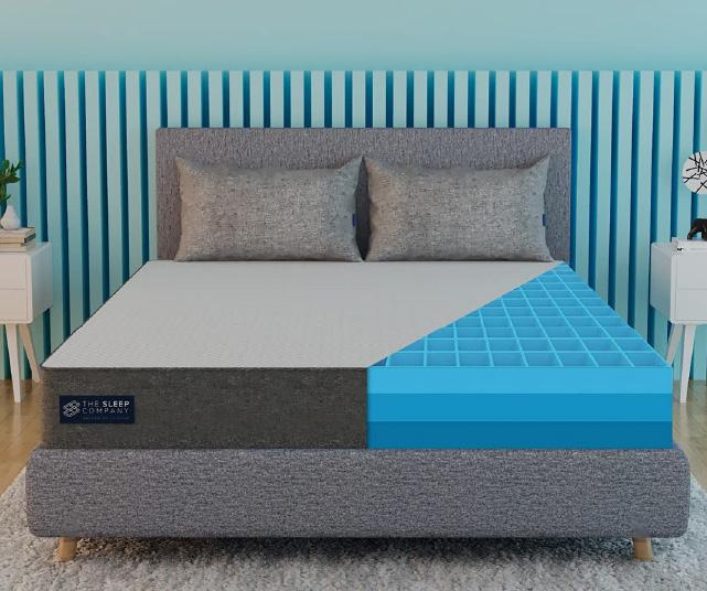 sleepcompany-smartgrid-mattress-review